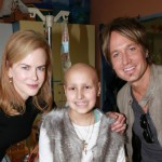 "Superstars Keith Urban & Nicole Kidman Duet on ""Amazing Grace"" at Children's Hospital"