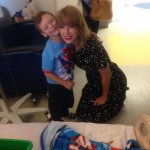 Taylor Swift's New Duet Partner is Six-Year-Old with Leukemia