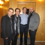 Balancing the Sacred with the Secular at Christmas: Jonathan Jackson + Enation Reflect