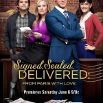 """Signed, Sealed, Delivered: From Paris with Love"" Brings Romance, Comedy & Wisdom"