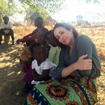 Why Patricia Heaton Traveled to Africa to Make Soy Milk and Build Bicycles