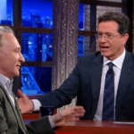 Stephen Colbert Invites Bill Maher Back to the Catholic Church