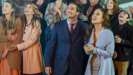 Actress erin krakow talks role models family friendly tv for How many seasons are there of when calls the heart