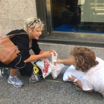 How God Worked Through One Family to Bring Kindness to an 'Invisible' Homeless Woman