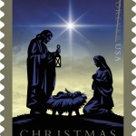 US Post Office Releases Its 2016 Nativity Stamp for Christmas