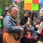Song, dance, and art are all part of the Via Positiva aspect of Occupy Spirituality.