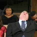 Asleep in Church
