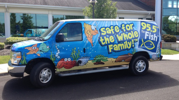 How christian radio poisons boys faith church for men for The fish radio station