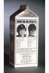 Milk Carton Faces