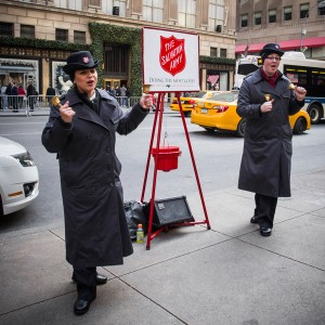 Salvation Army Officers
