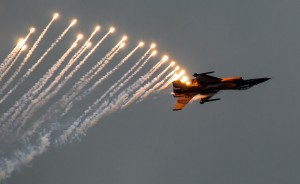 jet flares