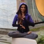 American Muslim Yogi (by Valentia Khan)