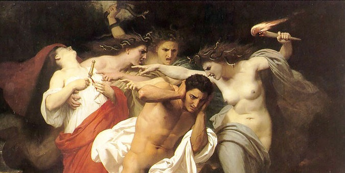 Calling on the Erinyes