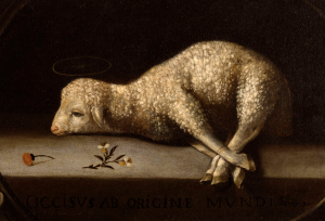 """The Sacrificial Lamb,"" by Josefa de Ayala, Walters Art Museum, Baltimore"