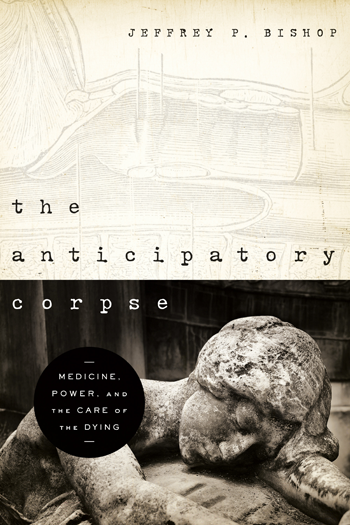 Men: Read The Anticipatory Corpse if you want sound philosophical and theological reasons for staying away from the doctor.