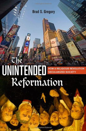 Reformation Day is tomorrow, so it makes sense to remind you that the Reformation was unintended. OOPS!