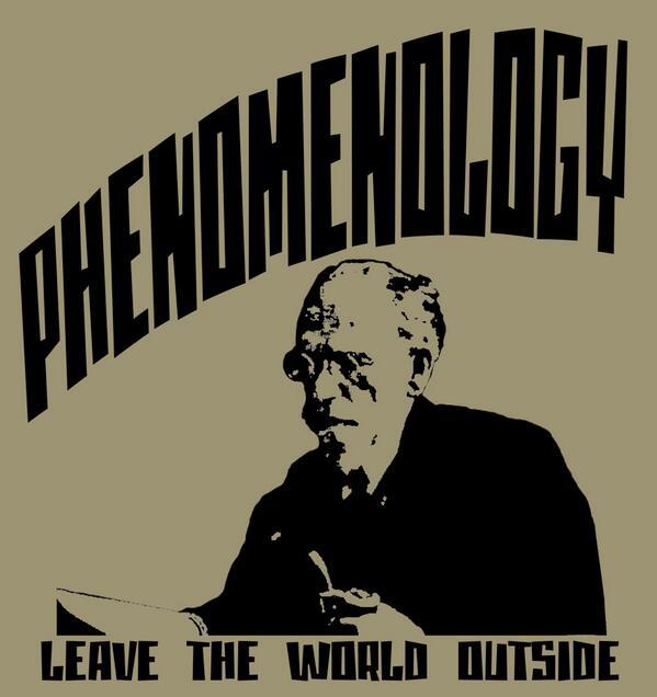 Phenomenology (philosophy)