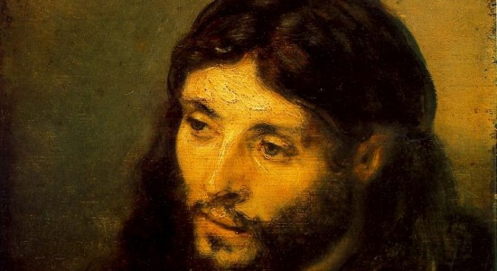 Jesus and his Jewish religion was not born in London, Berlin, Paris, or Rome. (Rembrandt, Young Jew as Jesus, 1648; Source: Wikimedia Commons, PD-Old-100)