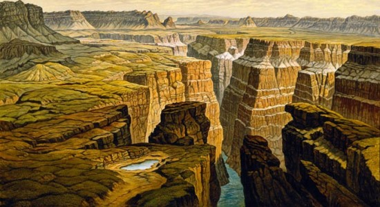Hubert_Sattler_Grand_Canyon
