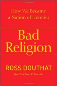 Using the 1950's as a baseline for American religiosity is not only bad religion, but also bad historiography.