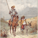 don quixote and sancho panza relationship counseling