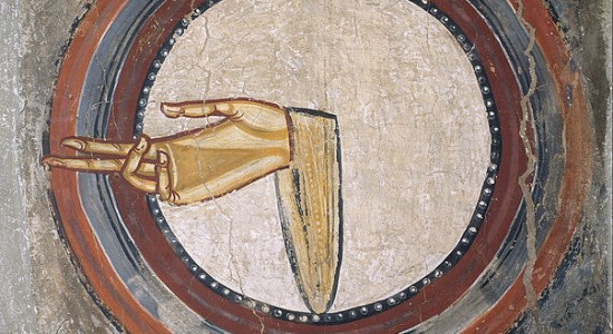 The_Hand_of_God_from_Sant_Climent_de_Taüll_-_Google_Art_Project