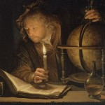 Dou,_Gerard_-_Astronomer_by_Candlelight_-_c._1665