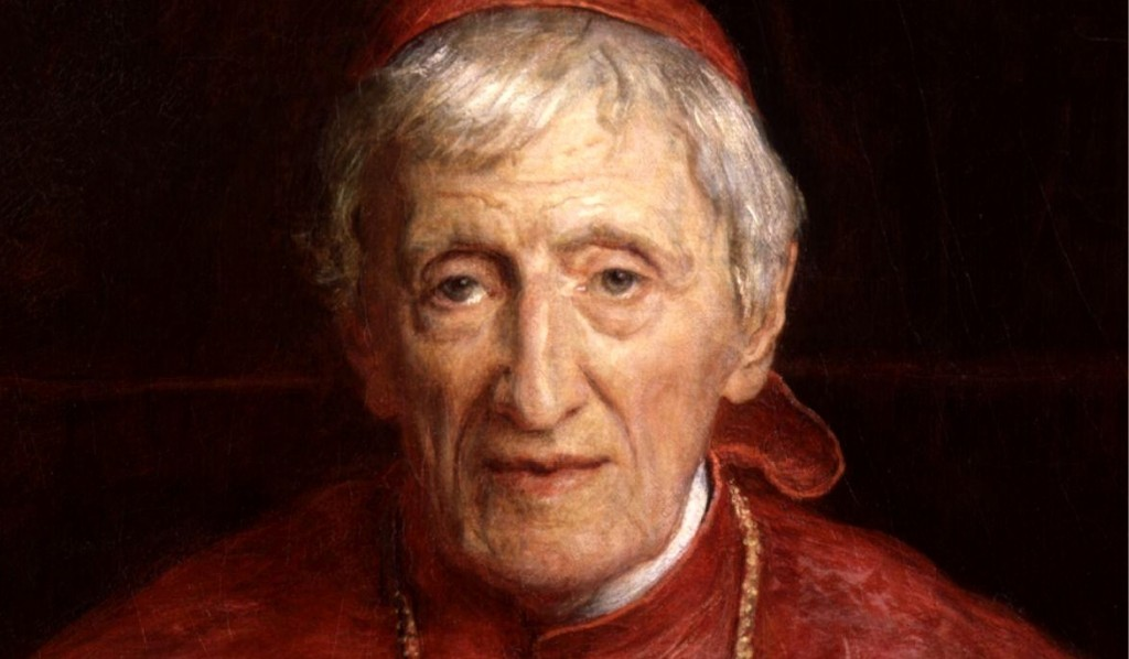 Will the pope pull a reverse Newman? (John Everett Millais, Portrait of John Henry Newman, detail, before 1897; Source: Wikimedia Commons, PD-Old-100).