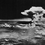 "We should all dread the inevitability of terrorist organizations acquiring nuclear weapons and using them preemptively (Atomic cloud over Hiroshima, taken from ""Enola Gay"" flying over Matsuyama, Shikoku, 6 August 1945; Source: Wikimedia Commons, PD-US-Government-Work)."