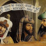 (Jean Changenet, Three Prophets, 1490; Source: Wikimedia Commons, PD-Old=100).