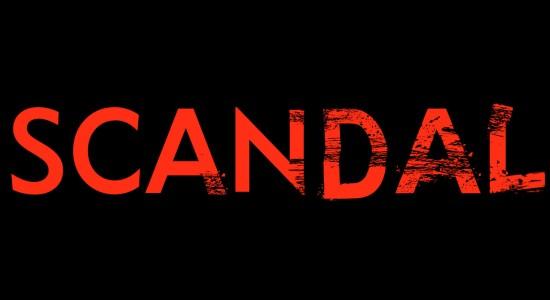 Scandal logo via ABC All Access (fair use).