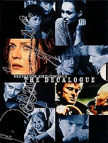 The Decalogue is perhaps the one contemporary film that comes closest to rendering a God's eye view of our times.