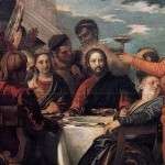 That wine is mesmerizing (Paolo Veronese, Wedding at Cana, c. 1572; Source: Wikimedia Commons, PD-Old-100)