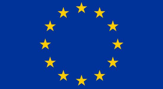 (EU Flag, Wikimedia, PD)