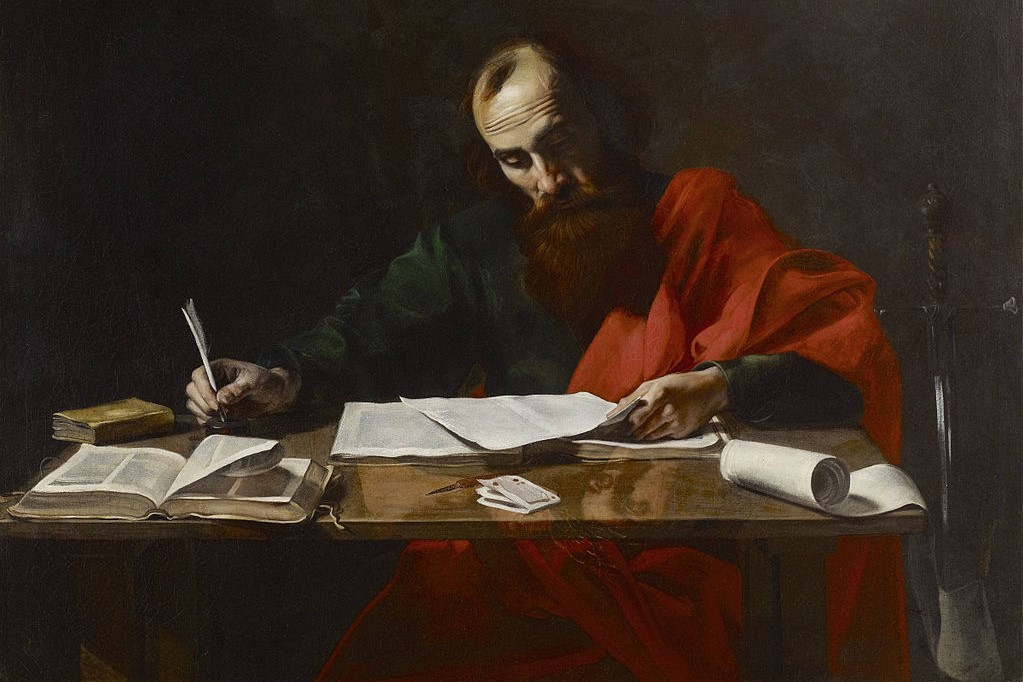 St. Paul's First Letter to the Catholics