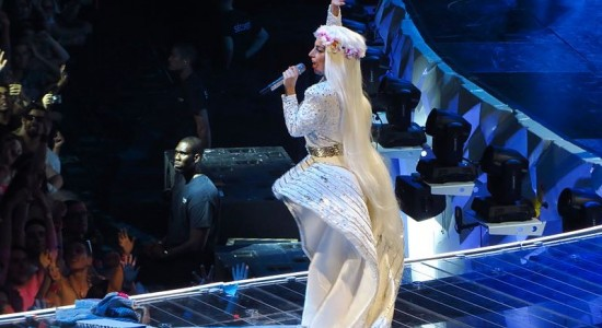(Lady Gaga, ARTPOP Ball Tour, Bell Center, Montréal, Author: proacguy1; Source: Wikimedia Commons, CC BY 2.0)