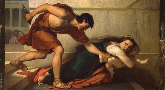 (Angelo Visconti, The Massacre of the Innocents, c. 1861; Wikimedia, PD-Old-100)