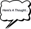Random Thinking…