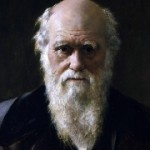 Charles Darwin, from a John Collier painting (1883)
