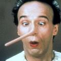 """Roberto Benigni in the film """"Pinocchio"""" (2002)"""