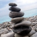 Stacked rocks, like arguments for prophecy, can be pretty unstable