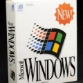 A software upgrade—Microsoft Windows 3.1