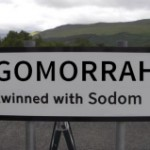 The Sin of Sodom was Homosexuality … Right?
