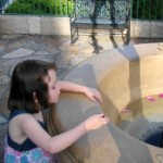 It's one thing for children to throw coins in a wishing well, but shouldn't adults know better?