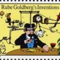 How DNA is like a Rube Goldberg machine