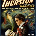 Promotional poster for Thurston the magician (1915)