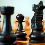 William Lane Craig plays chess