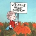 Linus gullibly awaits the Great Pumpkin (yet again)