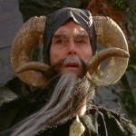 "Tim the Enchanter, from ""Monty Python and the Holy Grail"""