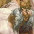 God closeup